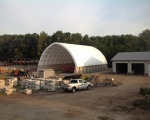 Town of Pittsford Coverall Storage Building