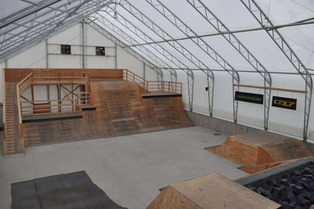 Fabric Building Indoor Park
