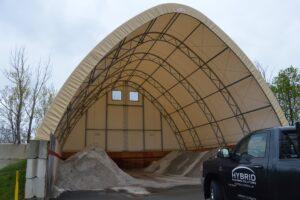 Calhoun Fabric Building Maintenance