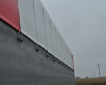 Calhoun HT Series Fabric Building