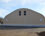 City of White Plains DPW Salt Storage Building