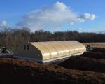 City of White Plains DPW Salt Storage Building