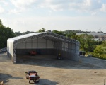 North Andover Low Slope Fabric Building