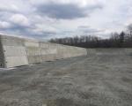 72 x 160 Calhoun HT Salt Storage Building
