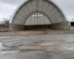 Calhoun HT Salt Storage Building