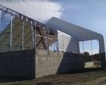 Rhode Island DOT Storage Building