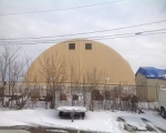Town of Irondequoit Salt Storage Building